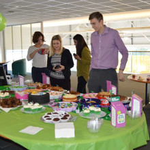 Wilsons Supports the Macmillan Coffee Morning 3