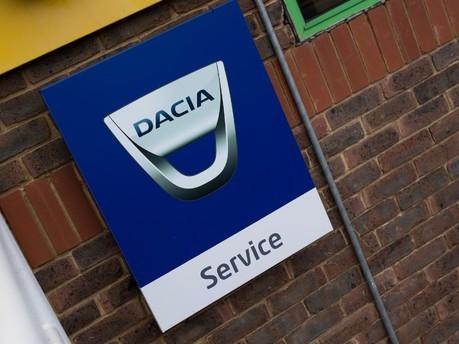 Dacia Servicing & MOTs