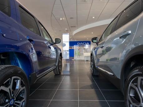 Dacia Service Plan