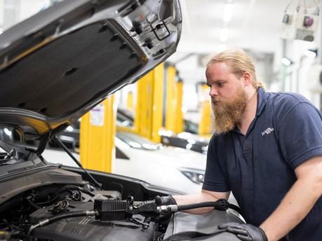 Prep Vehicle Technician