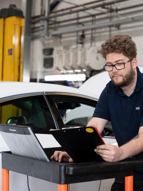 Welcome to Wilsons Vauxhall Aftersales Specialist