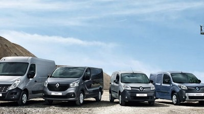 Renault Pro+ 5 Years' Promise