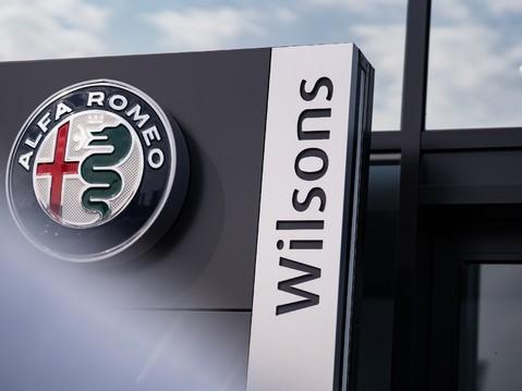 Welcome To Wilsons Alfa Romeo 2