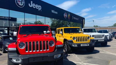 Wilsons Jeep receives Recognition at Annual Awards