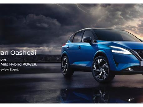Brand-New Nissan Qashqai Premiere Edition 2021