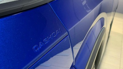 All-new Nissan Qashqai Preview Event at Wilsons Epsom