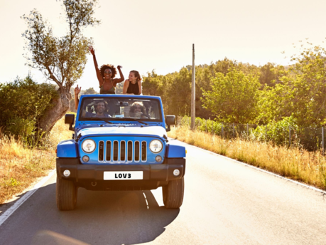 Fall in Love with the Jeep Wrangler