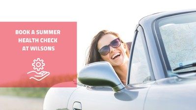 Stay Safe this Summer with a Vehicle Health Check