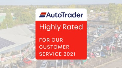 We're Highly Rated for our Customer Service