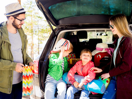 Top Cars with the Biggest Boots for Homestay Holidays