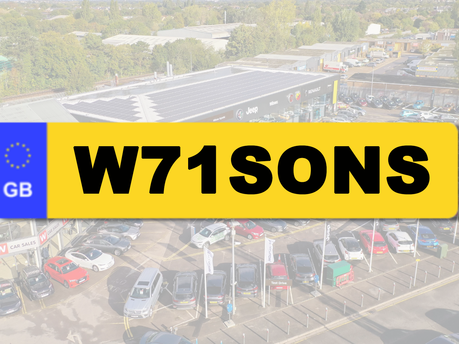 Get Ready for the 71 Registration Plate this September