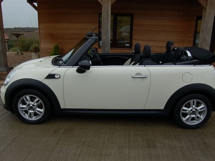 Looking for a compact city car? The Mini is the perfect choice
