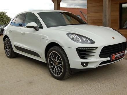 Spotlight on the Porsche Macan