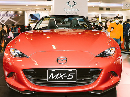 Mazda MX-5 crowned World Car of the Year