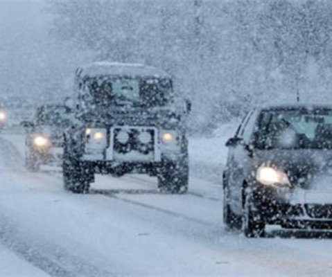 TIPS – Driving In Winter