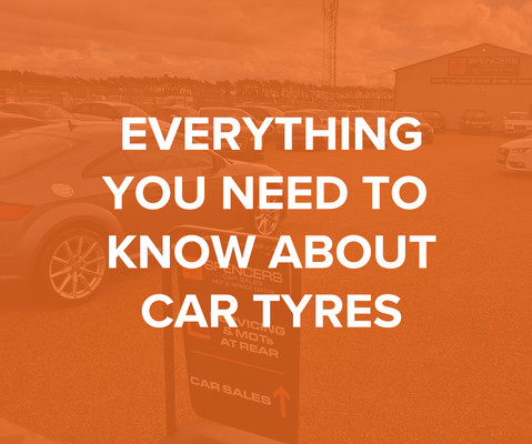 Car Tyres: Everything You Need to Know