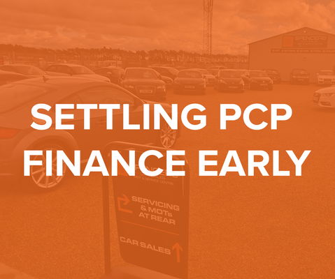 Settling PCP finance early
