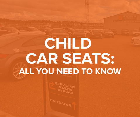 Selecting a car safety seat for your child