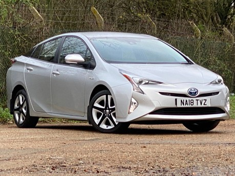 Toyota Prius VVT-I BUSINESS EDITION PLUS