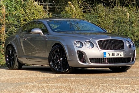Bentley Continental 6.0 GT Supersports 2dr 1
