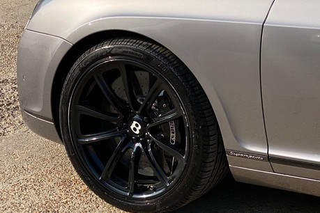 Bentley Continental 6.0 GT Supersports 2dr 4