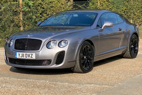 Bentley Continental 6.0 GT Supersports 2dr 8