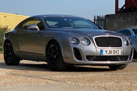 Bentley Continental 6.0 GT Supersports 2dr 16