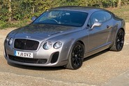 Bentley Continental 6.0 GT Supersports 2dr 20