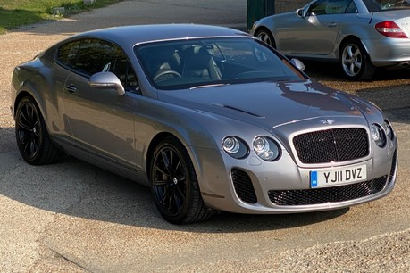Bentley Continental 6.0 GT Supersports 2dr 21
