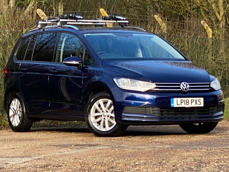 Volkswagen Touran SE FAMILY TDI BLUEMOTION TECHNOLOGY DSG