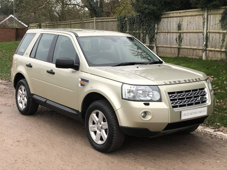 Land Rover Freelander TD4 GS 5-Door