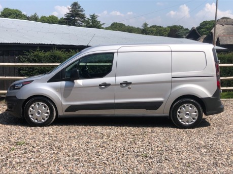 Ford Transit Connect 210 ECONETIC P/V 4
