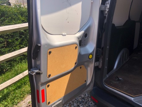 Ford Transit Connect 210 ECONETIC P/V 15