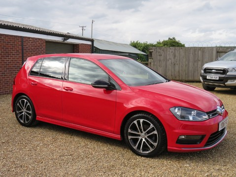 Volkswagen Golf R-LINE TDI BLUEMOTION TECHNOLOGY 4
