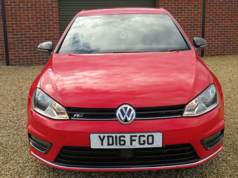 Volkswagen Golf R-LINE TDI BLUEMOTION TECHNOLOGY 8