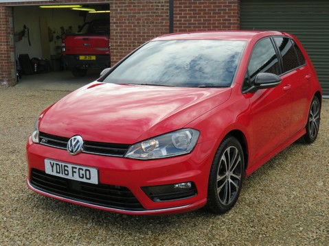 Volkswagen Golf R-LINE TDI BLUEMOTION TECHNOLOGY 10