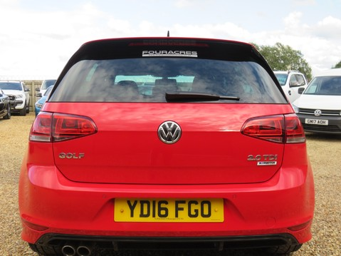 Volkswagen Golf R-LINE TDI BLUEMOTION TECHNOLOGY 15