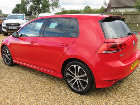 Volkswagen Golf R-LINE TDI BLUEMOTION TECHNOLOGY 27
