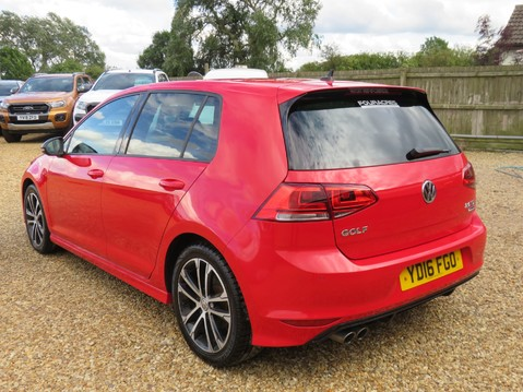 Volkswagen Golf R-LINE TDI BLUEMOTION TECHNOLOGY 28