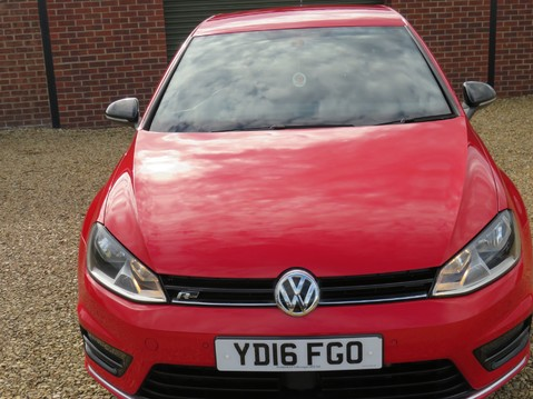 Volkswagen Golf R-LINE TDI BLUEMOTION TECHNOLOGY 31