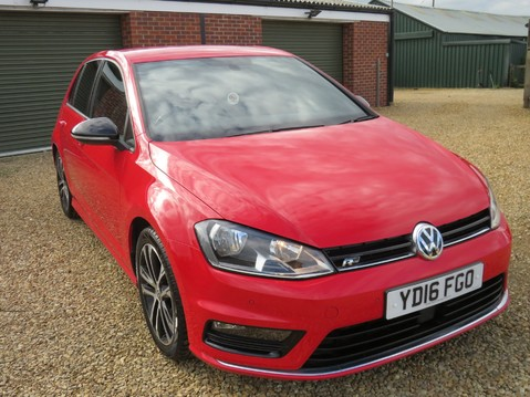 Volkswagen Golf R-LINE TDI BLUEMOTION TECHNOLOGY 32