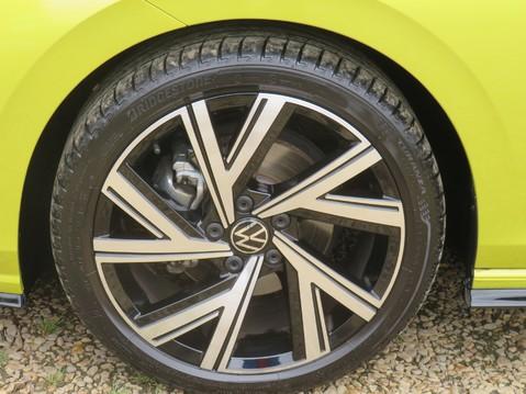 Volkswagen Golf R-LINE TDI DSG AUTO 8
