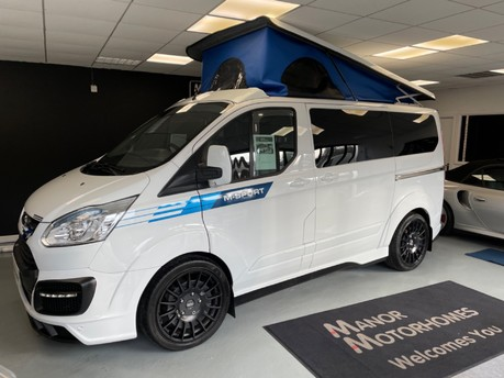 Ford Transit Custom M SPORT Ltd Edition number 82