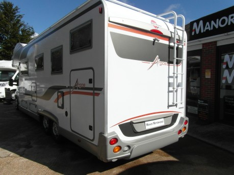Burstner Argos 748-2 *** SOLD *** 4