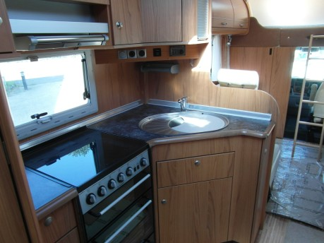 Burstner Argos 748-2 *** SOLD *** 8