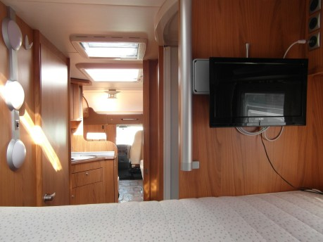 Burstner Argos 748-2 *** SOLD *** 17