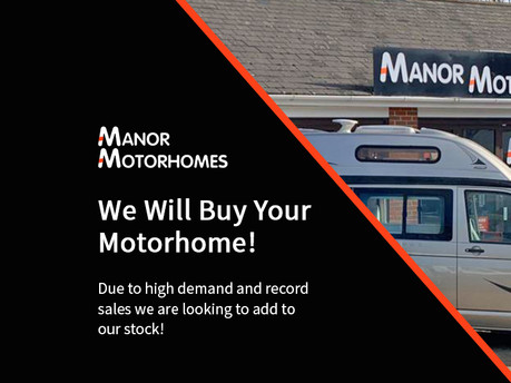 Welcome to Manor Motorhomes 2
