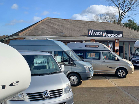 Welcome to Manor Motorhomes