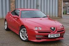 Alfa Romeo GTV V6 24V LUSSO CUP 1