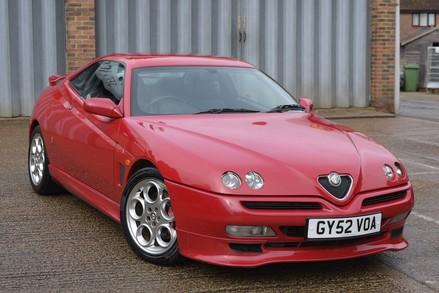 Alfa Romeo GTV V6 24V LUSSO CUP